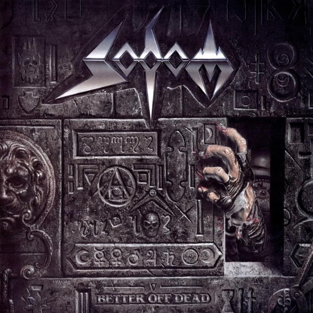 Review for Sodom - Better Off Dead
