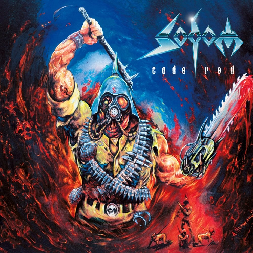 Review for Sodom - Code Red