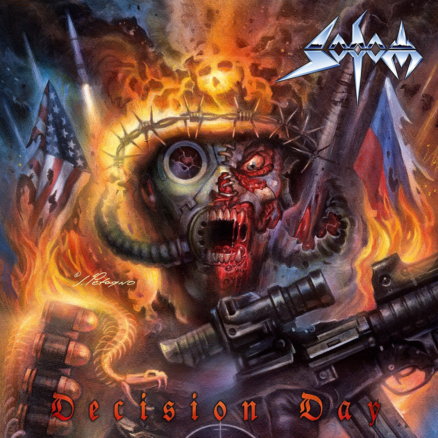 Review for Sodom - Decision Day