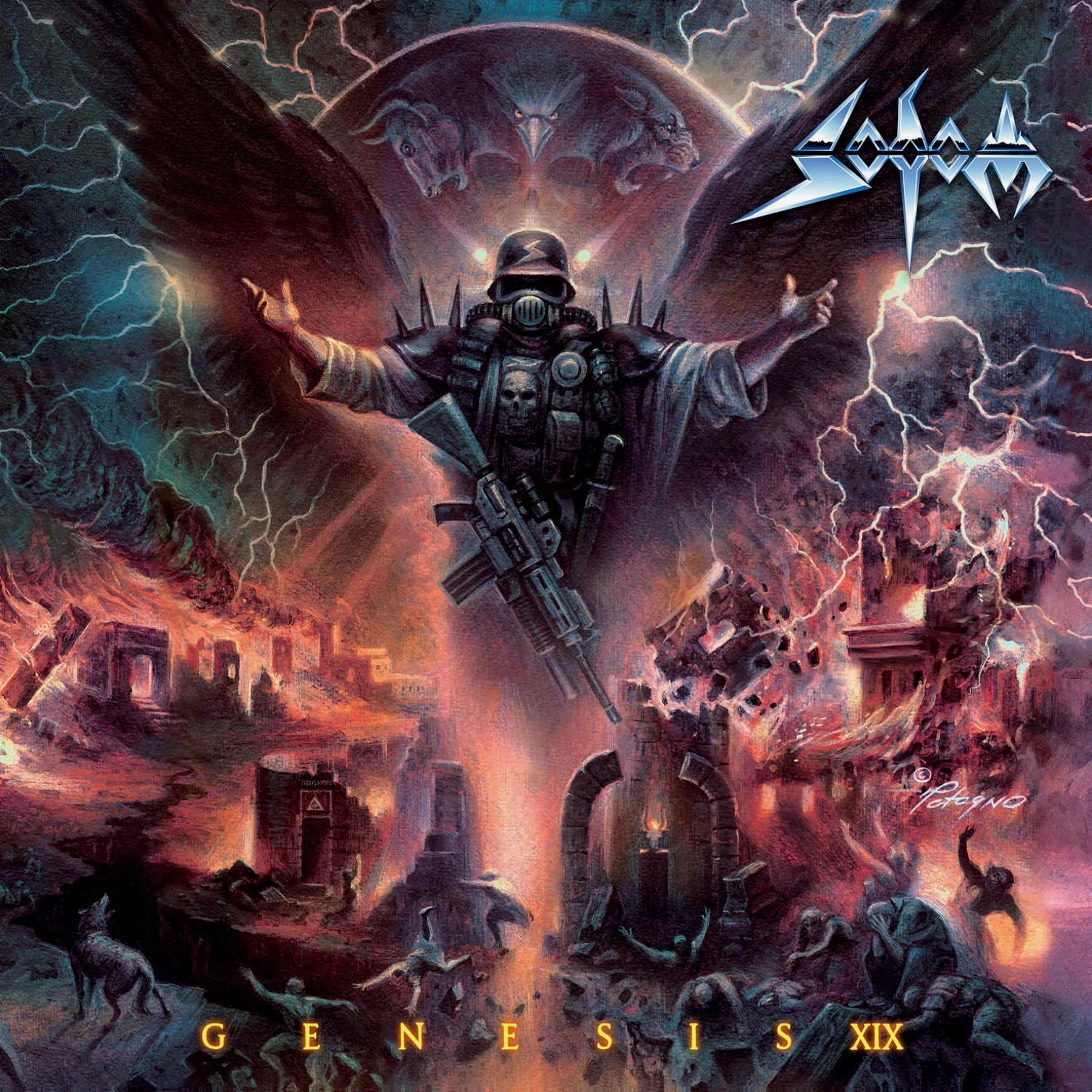 Review for Sodom - Genesis XIX
