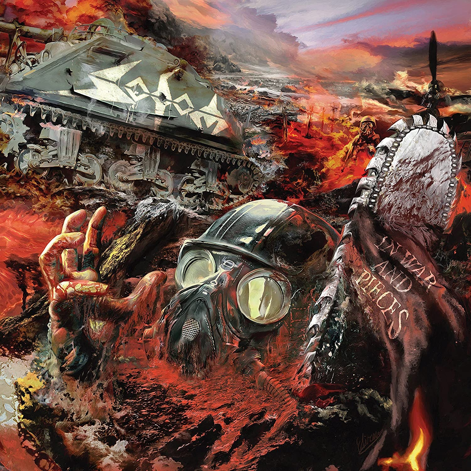 Review for Sodom - In War and Pieces