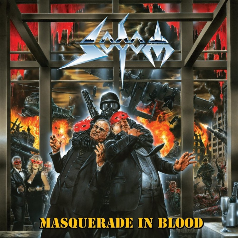 Review for Sodom - Masquerade in Blood
