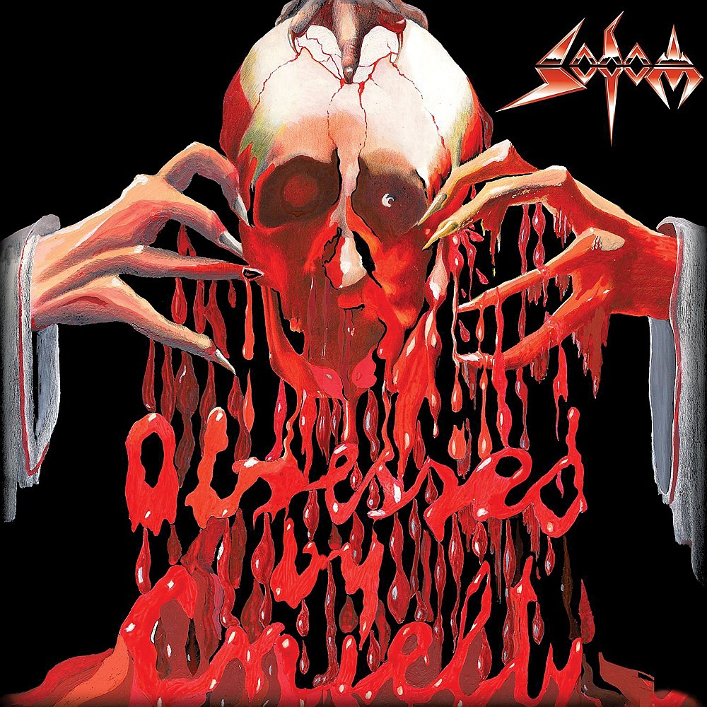 Reviews for Sodom - Obsessed by Cruelty