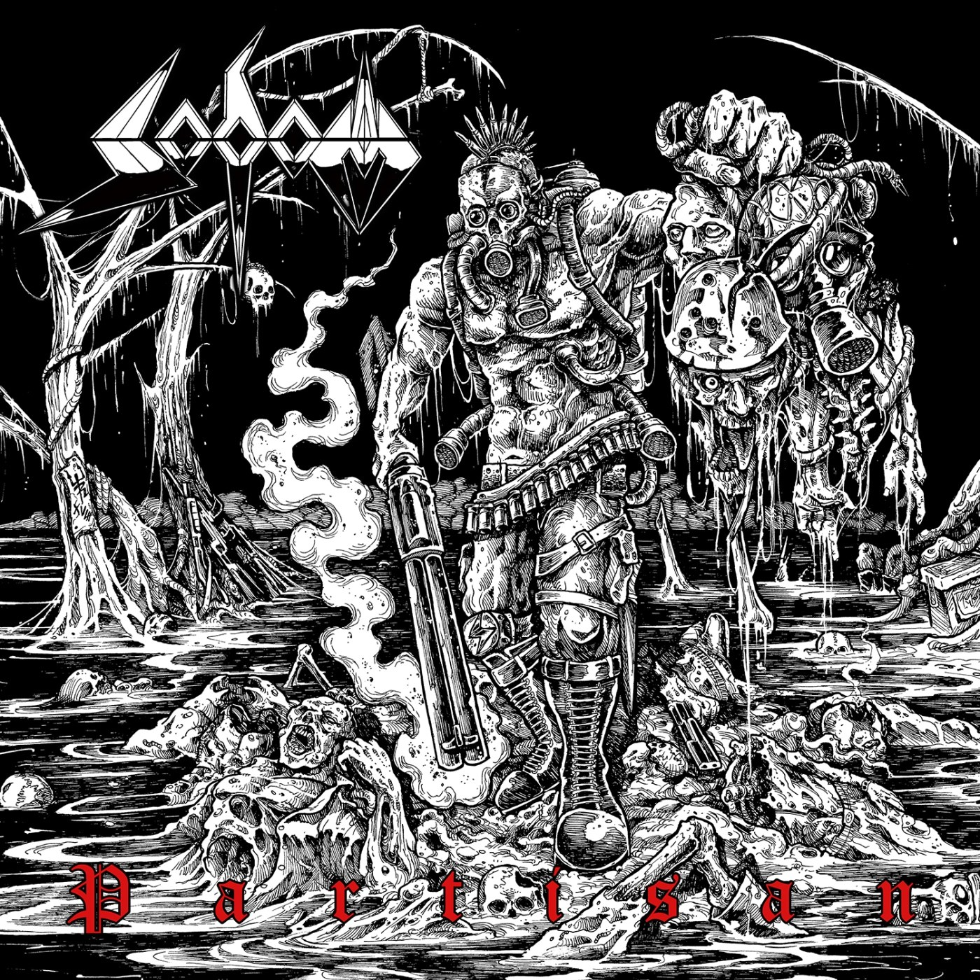 Review for Sodom - Partisan