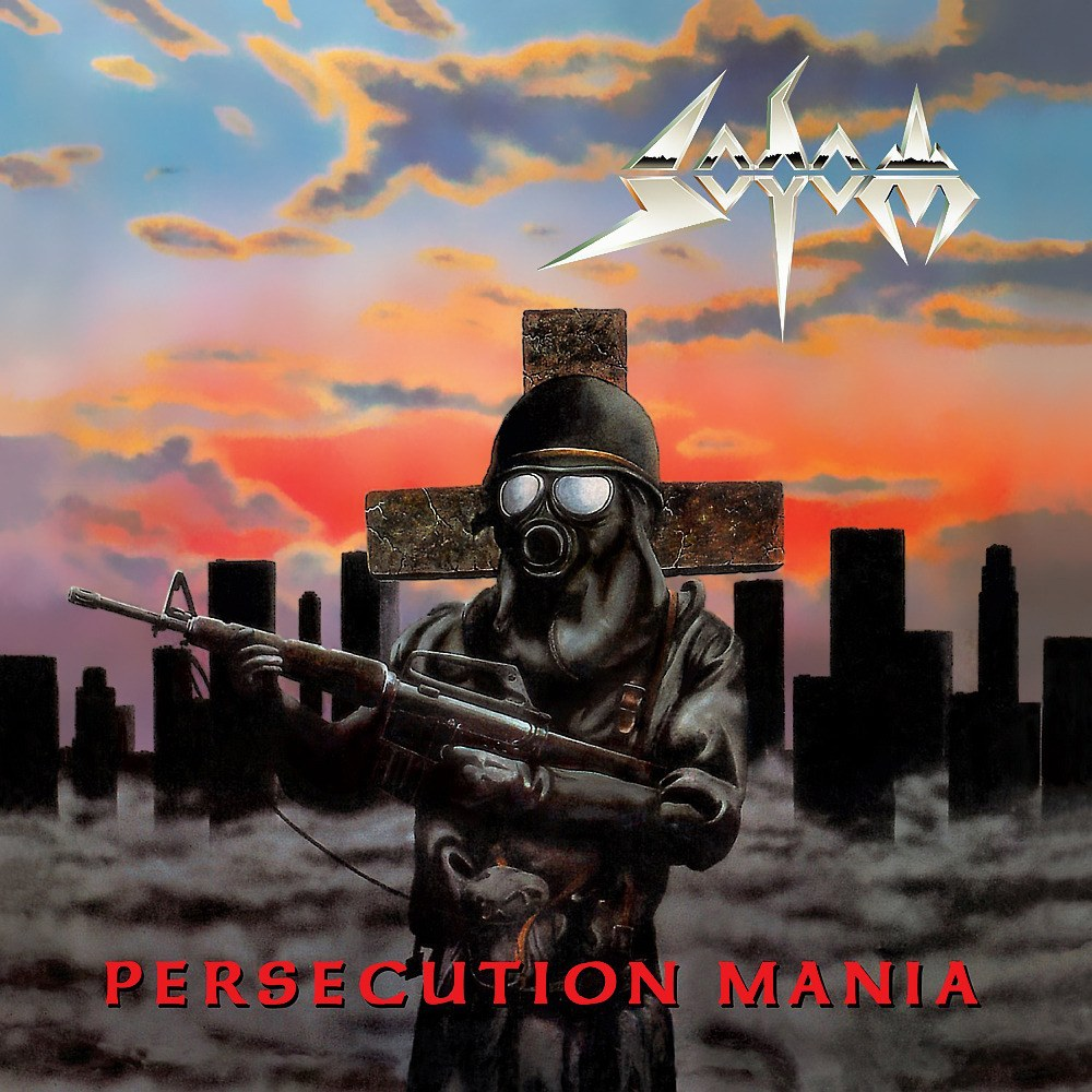 Review for Sodom - Persecution Mania