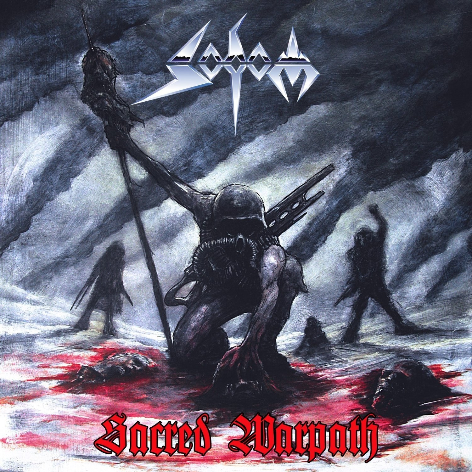 Reviews for Sodom - Sacred Warpath