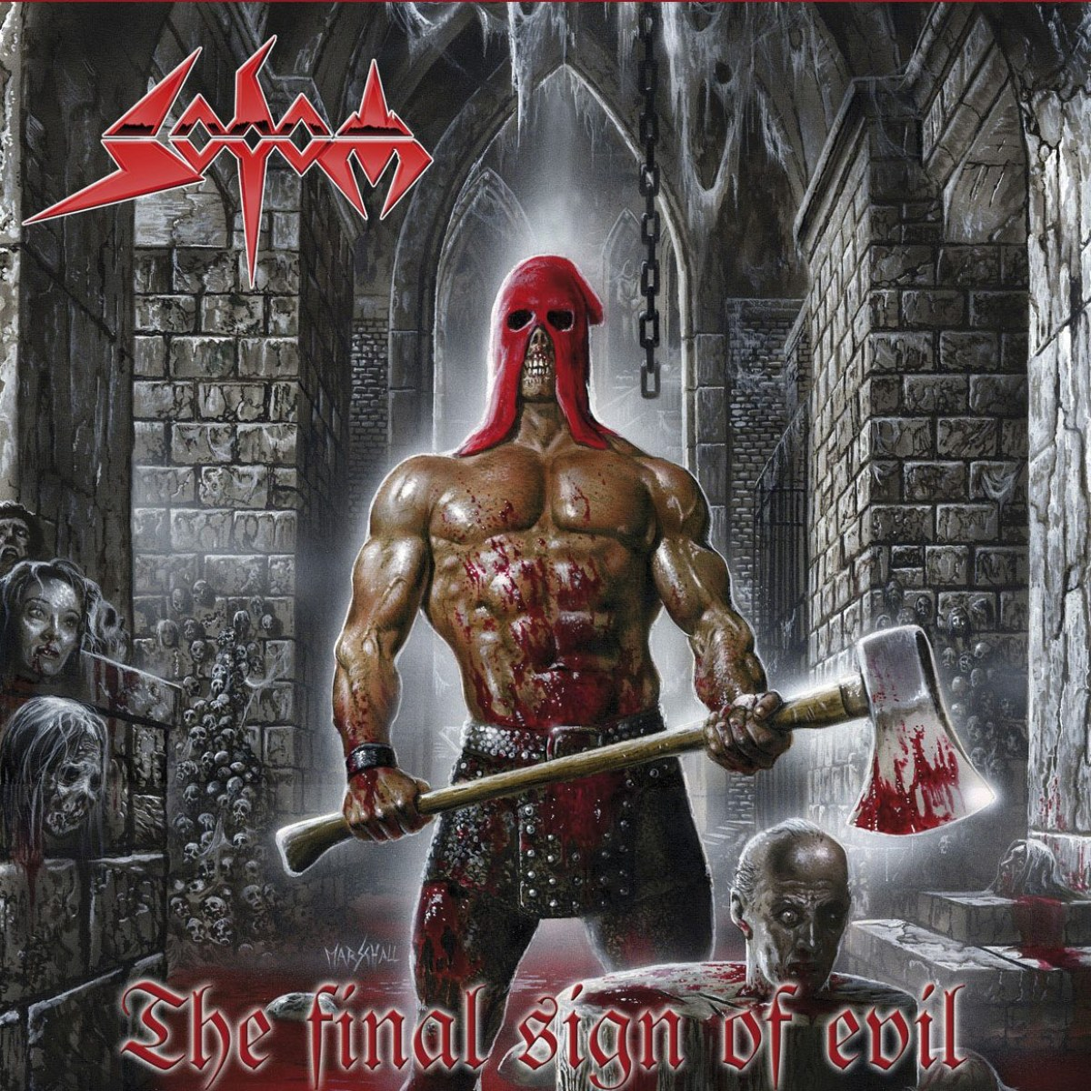 Review for Sodom - The Final Sign of Evil