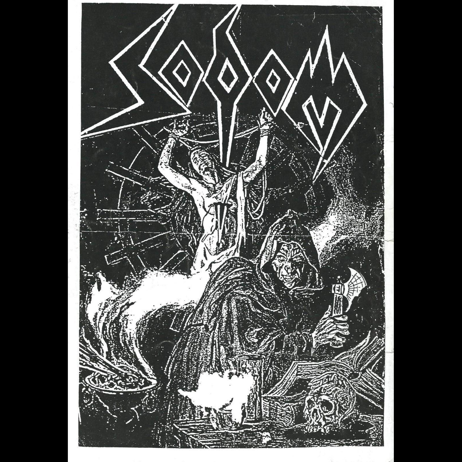 Reviews for Sodom - Victims of Death