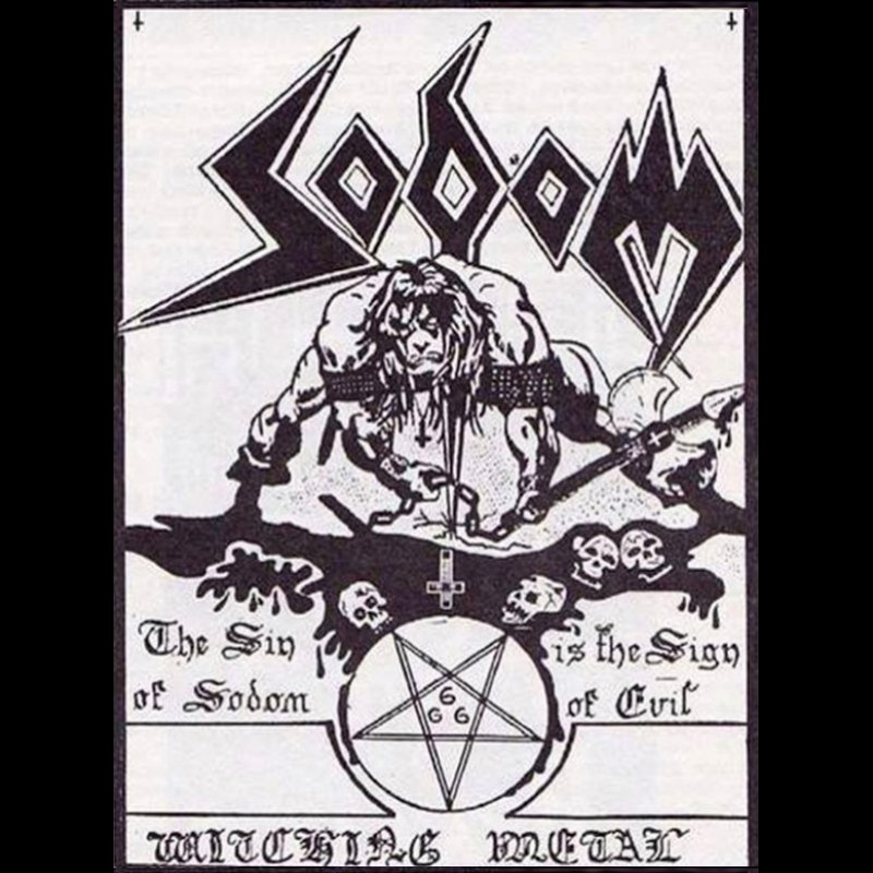 Review for Sodom - Witching Metal