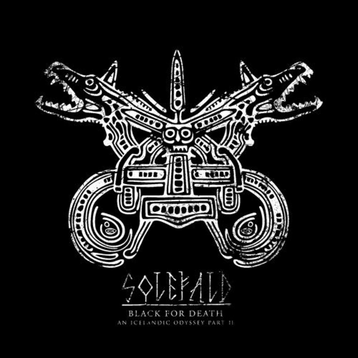 Reviews for Solefald - Black for Death (An Icelandic Odyssey: Part II)