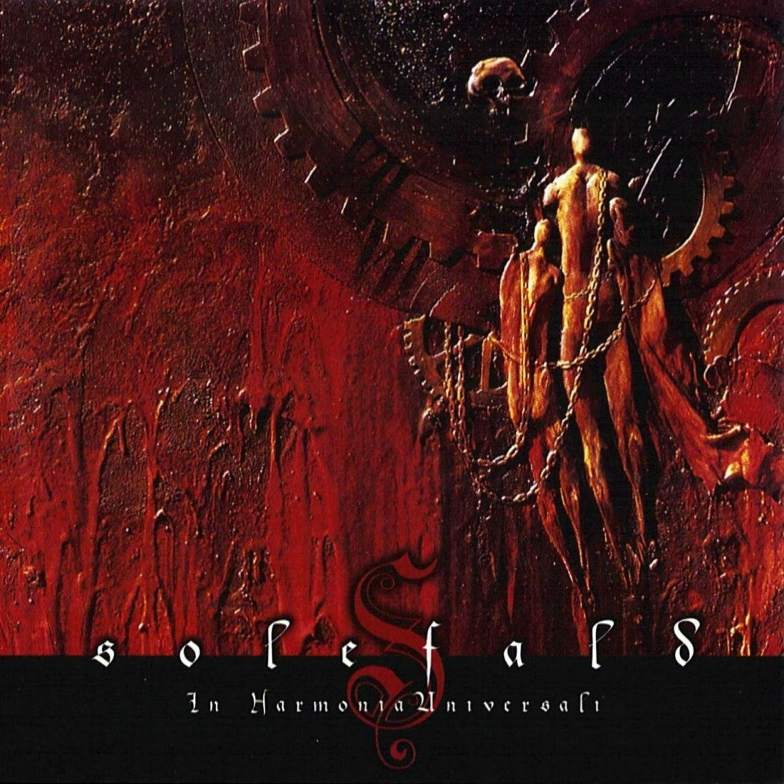 Reviews for Solefald - In Harmonia Universali