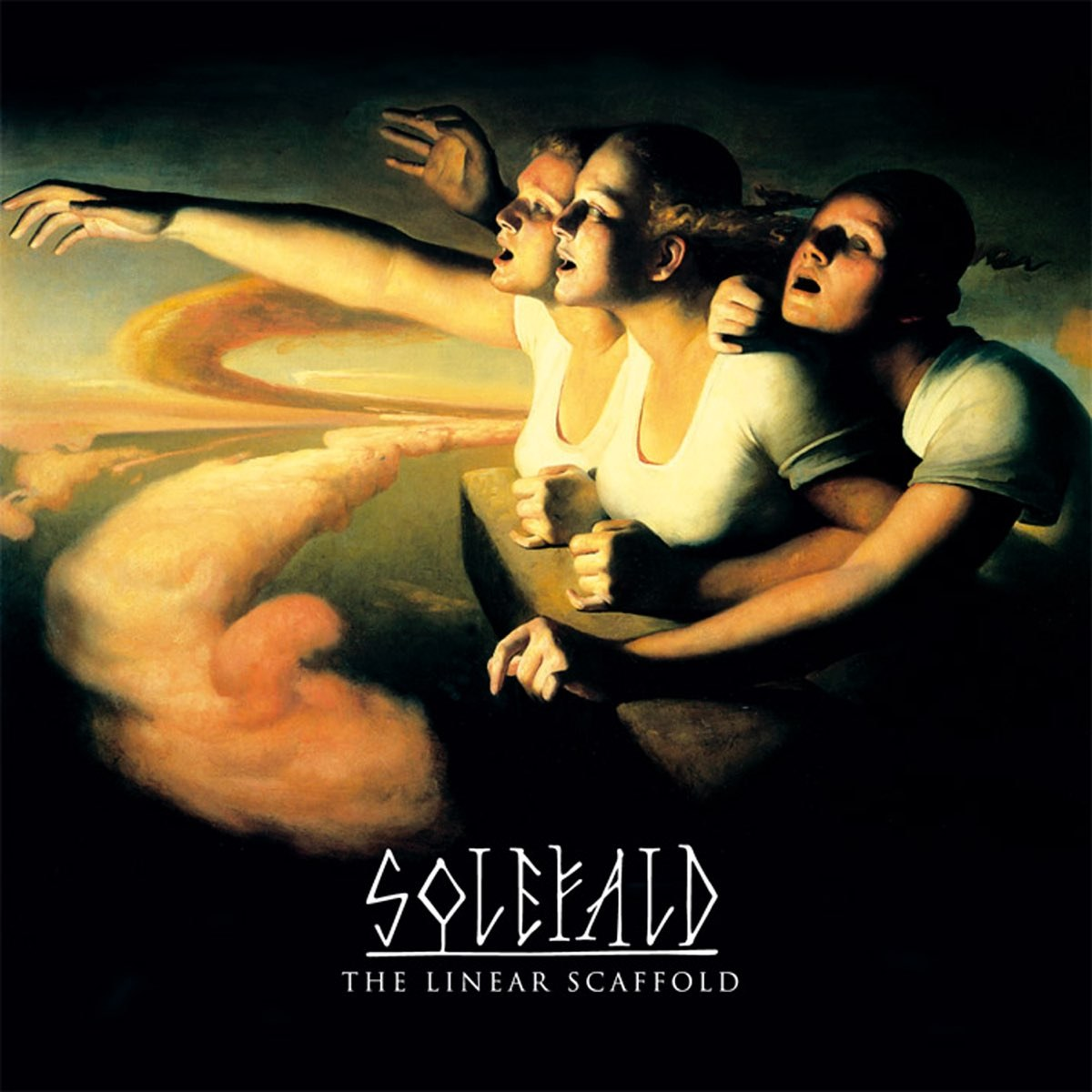 Review for Solefald - The Linear Scaffold