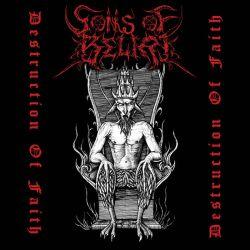Sons of Belial (AUS) - Destruction of Faith