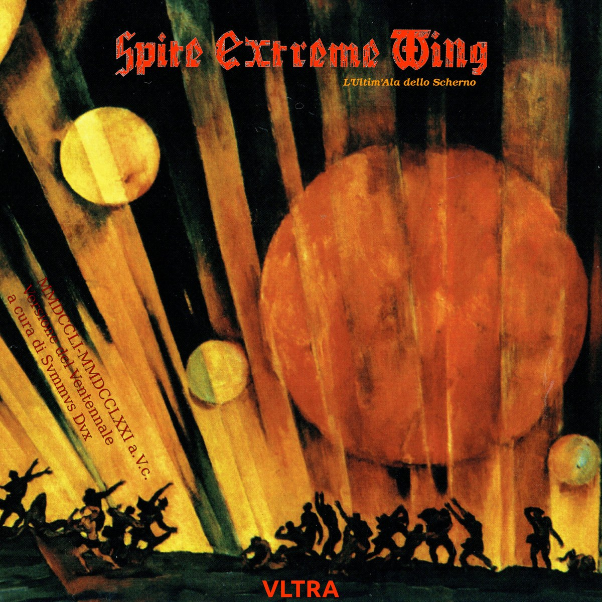 Review for Spite Extreme Wing - Vltra