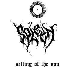 Spleen - Setting of the Sun
