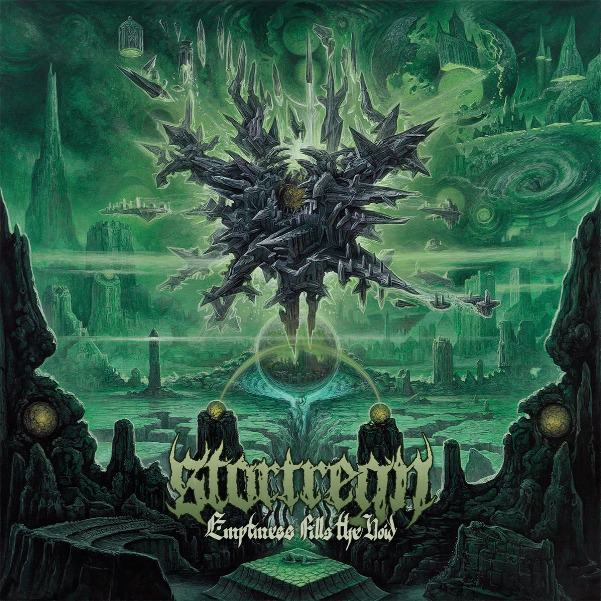 Reviews for Stortregn - Emptiness Fills the Void