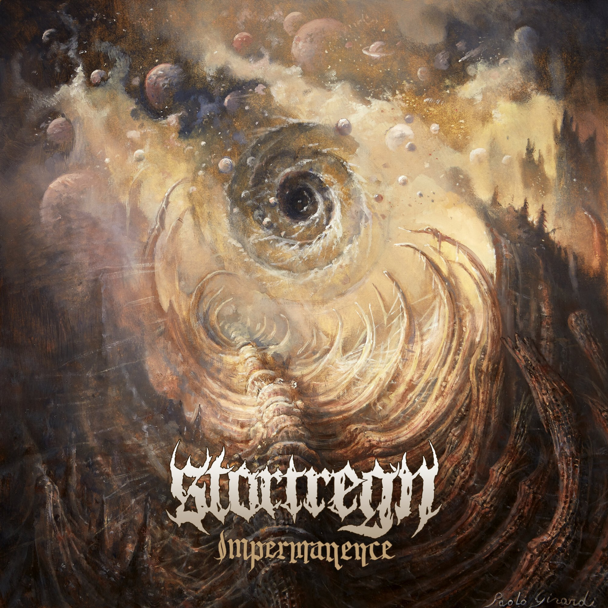 Reviews for Stortregn - Impermanence
