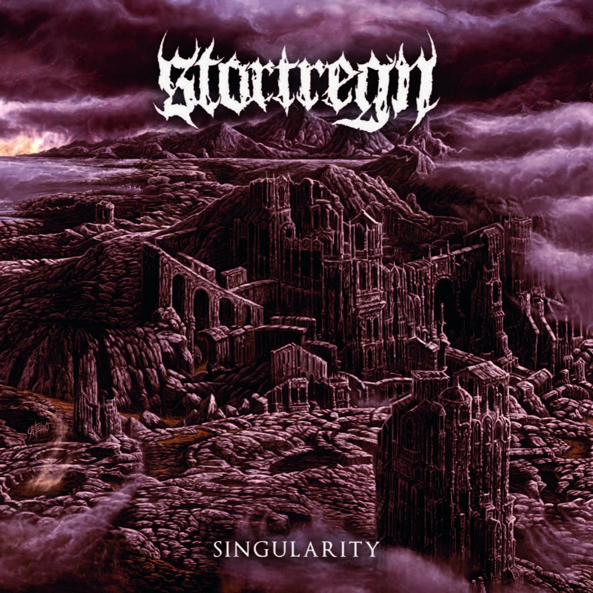 Reviews for Stortregn - Singularity
