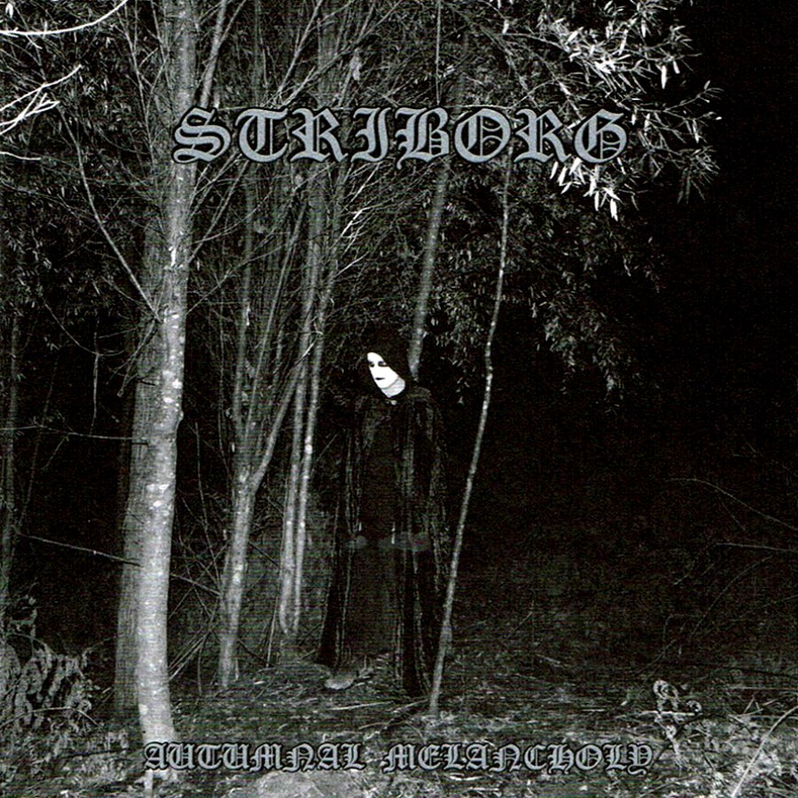 Review for Striborg - Autumnal Melancholy