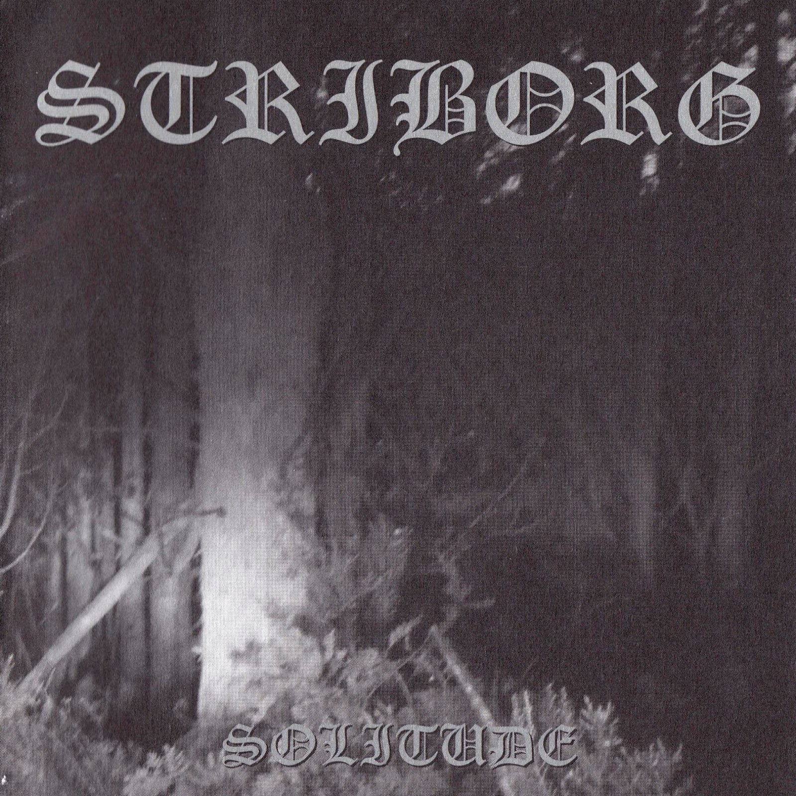 Review for Striborg - Solitude