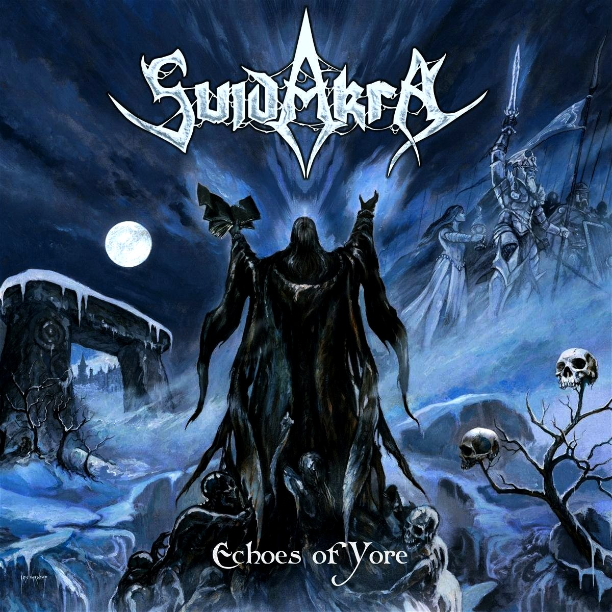 Reviews for Suidakra - Echoes of Yore
