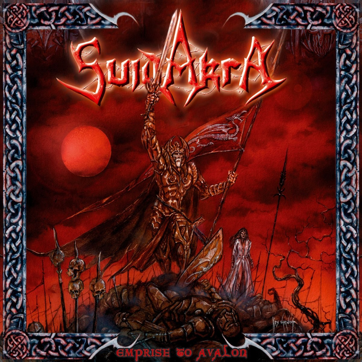 Review for Suidakra - Emprise to Avalon