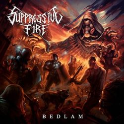 Reviews for Suppressive Fire - Bedlam