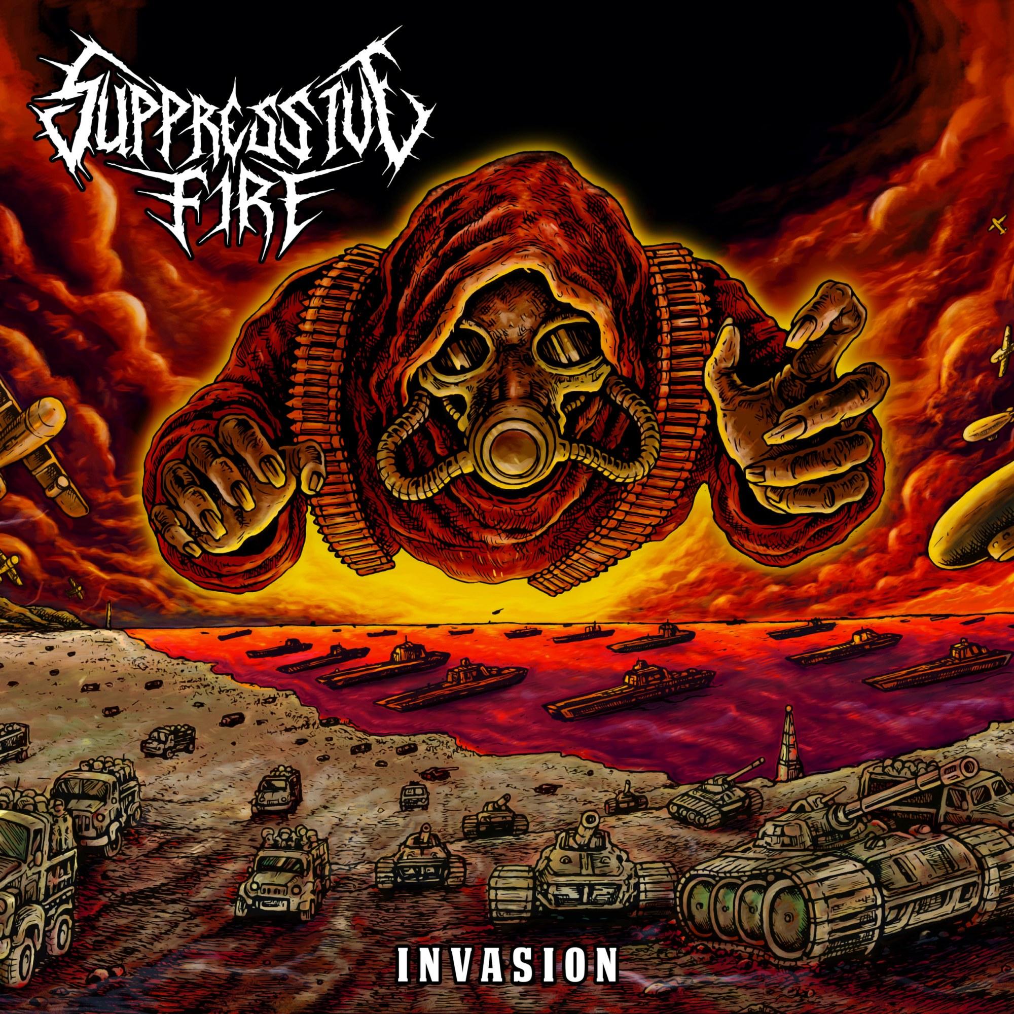 Reviews for Suppressive Fire - Invasion