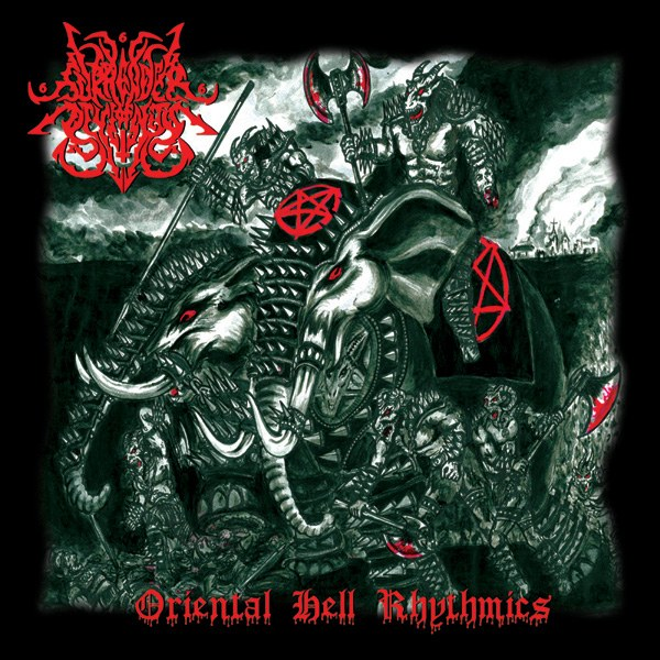 Best Thai Black Metal album: 'Surrender of Divinity - Oriental Hell Rhythmics'