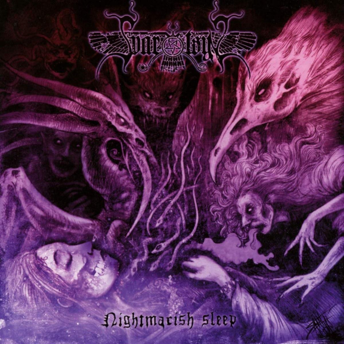 Reviews for Svartsyn (SWE) - Nightmarish Sleep