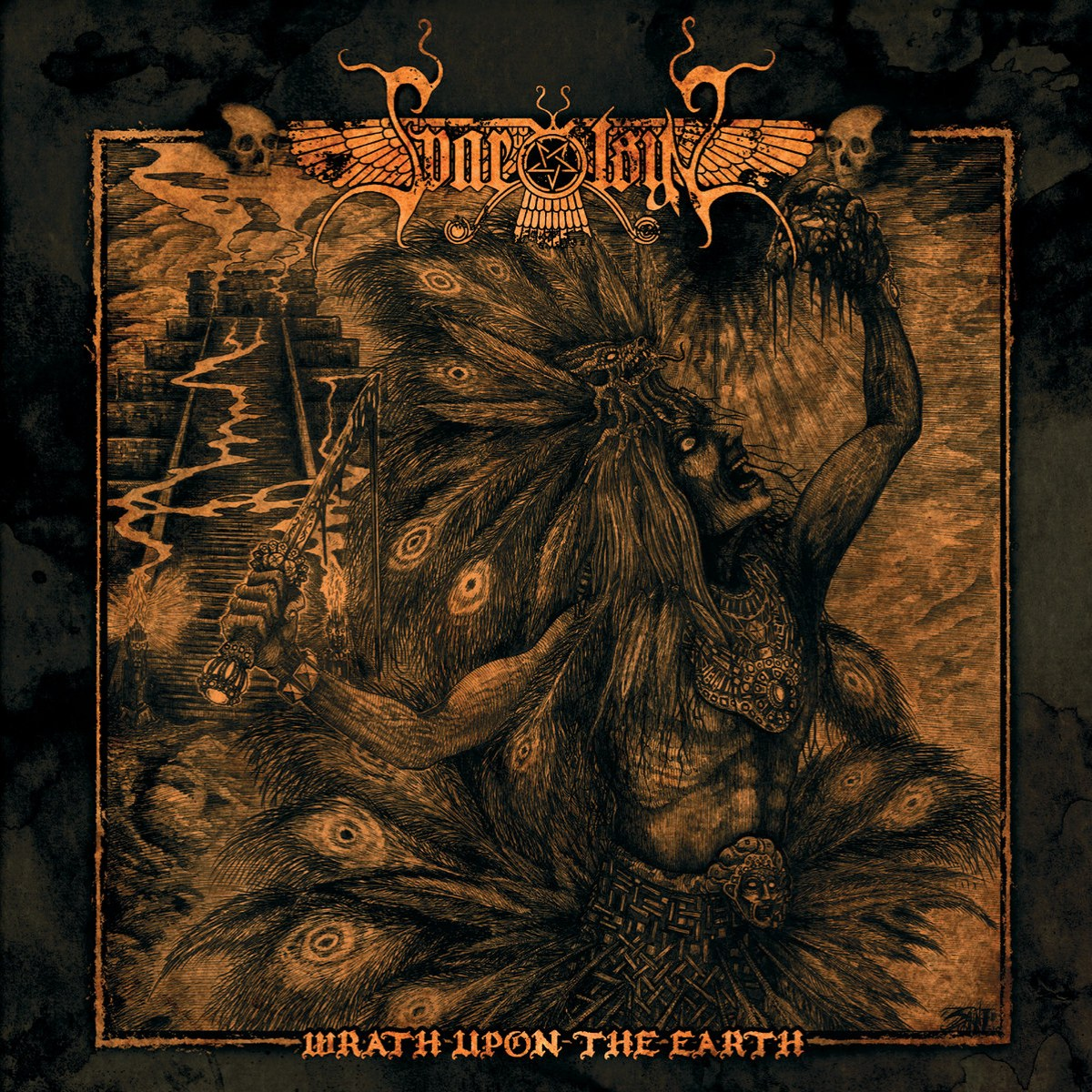 Reviews for Svartsyn (SWE) - Wrath upon the Earth