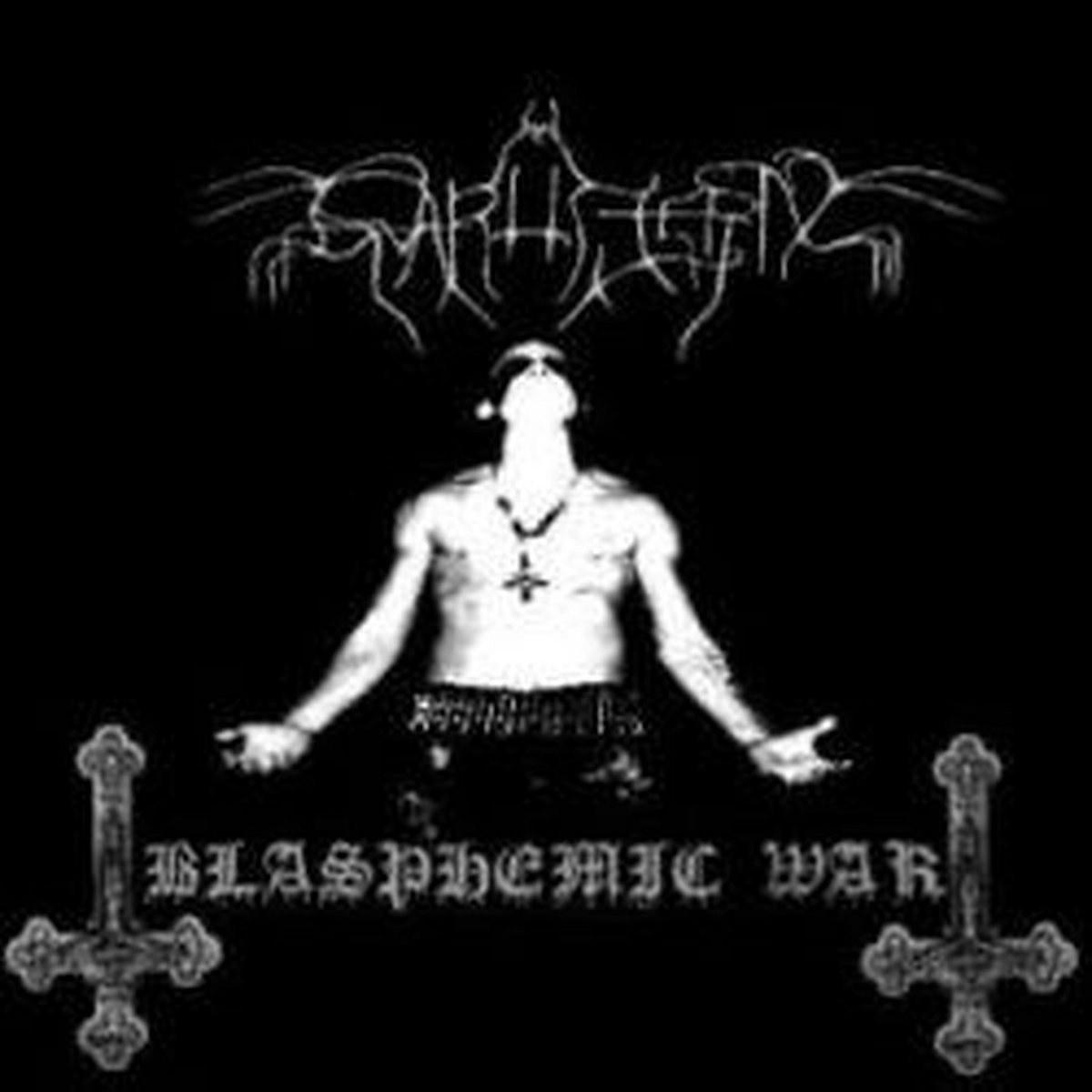 Reviews for Svarttjern - Blasphemic War