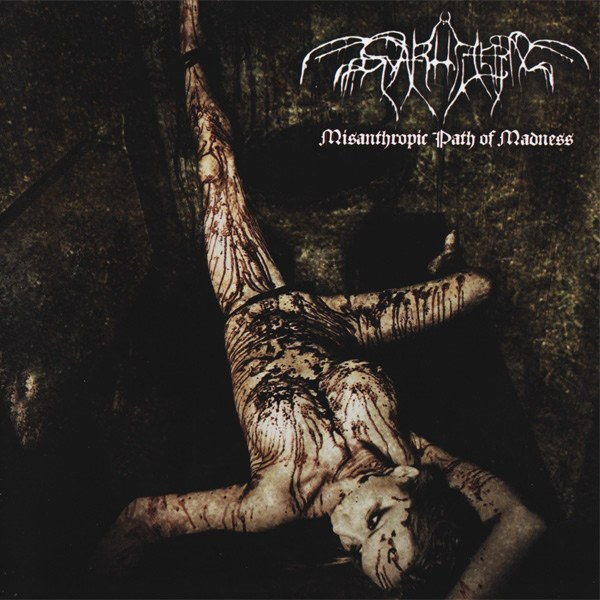 Reviews for Svarttjern - Misanthropic Path of Madness