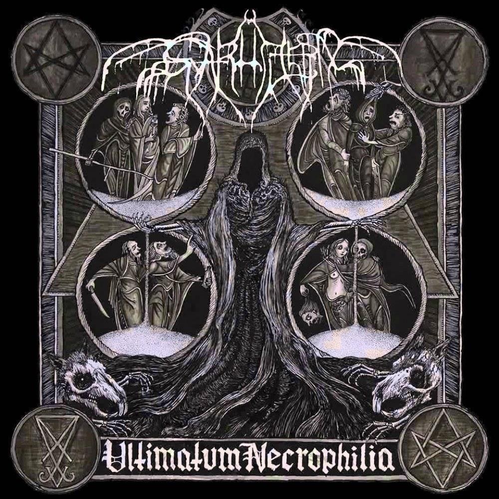 Reviews for Svarttjern - Ultimatum Necrophilia