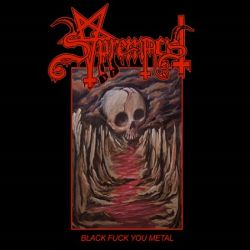 Review for Svpremacist - Black Fuck You Metal
