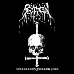 Szron - Possessed by Utter Hate