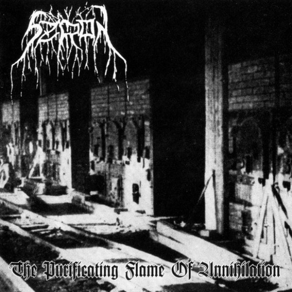 Review for Szron - The Purificating Flame of Annihilation