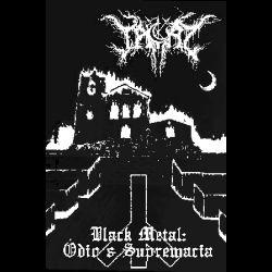 Tacaz - Black Metal: Ódio & Supremacia