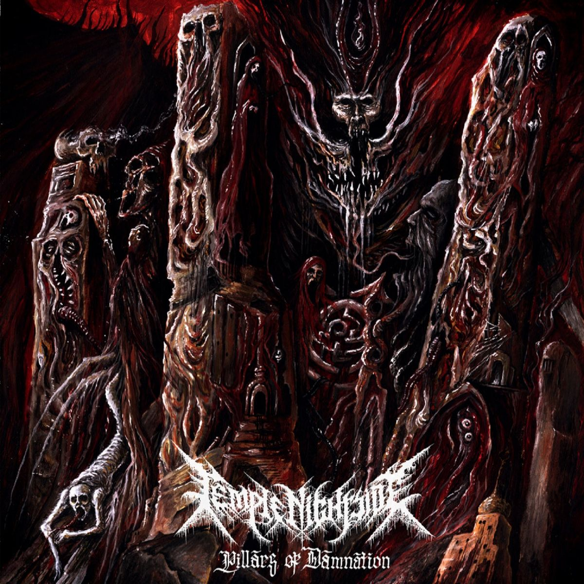 Reviews for Temple Nightside - Pillars of Damnation