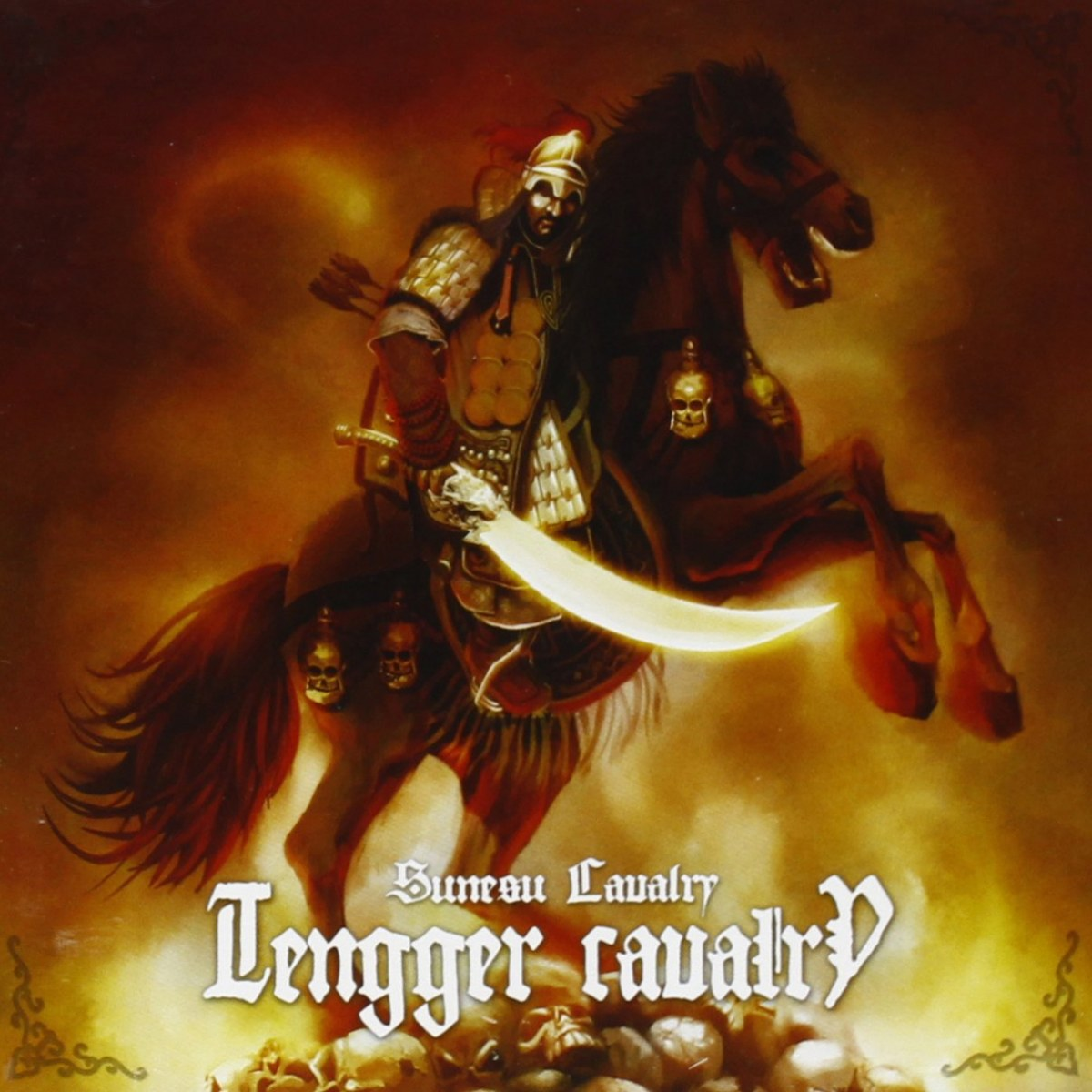 Review for Tengger Cavalry - Cavalry Folk