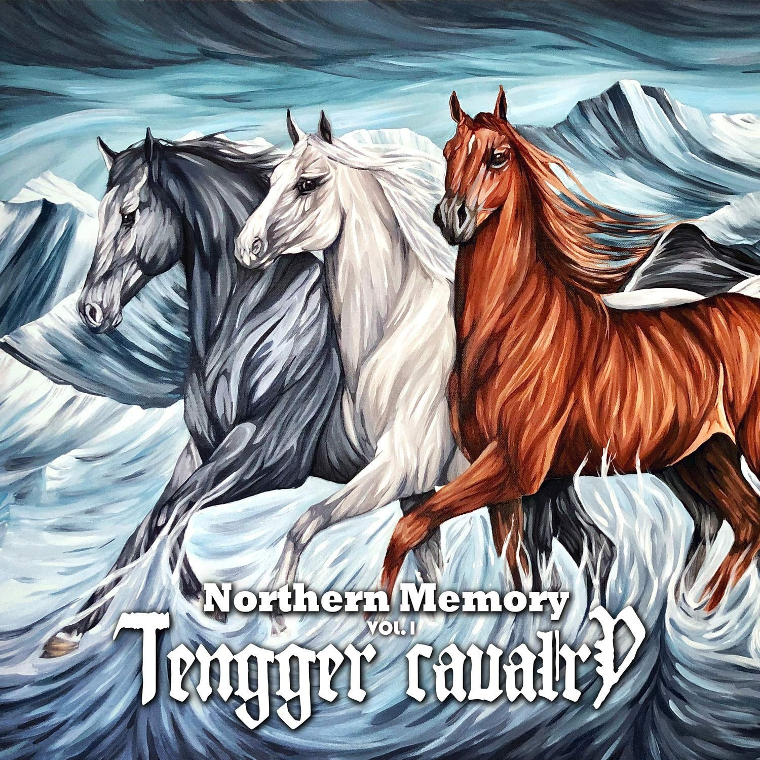 Review for Tengger Cavalry - Northern Memory