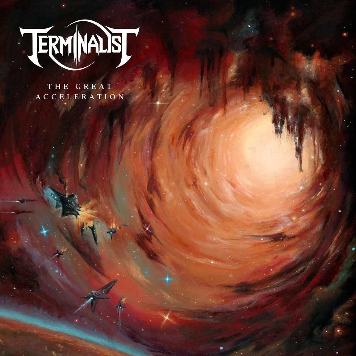 Reviews for Terminalist - The Great Acceleration