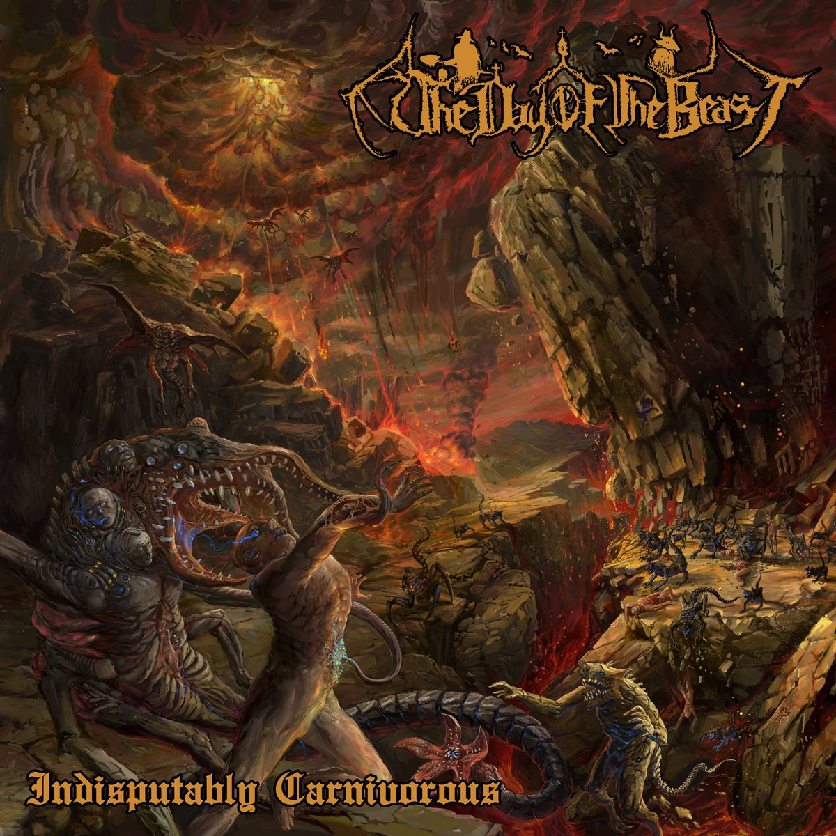 Reviews for The Day of the Beast - Indisputably Carnivorous