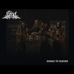Reviews for The Grief - Songs to Suicide