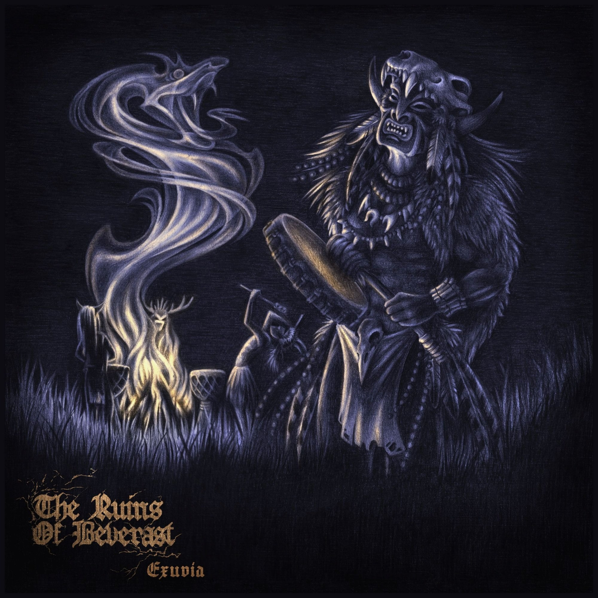 Review for The Ruins of Beverast - Exuvia