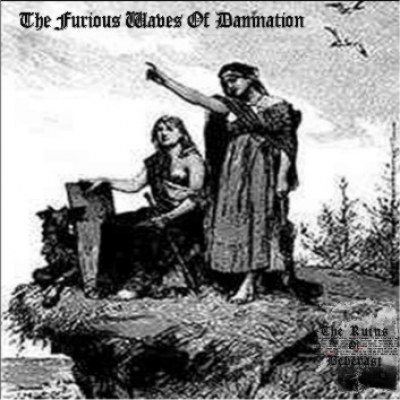 Reviews for The Ruins of Beverast - The Furious Waves of Damnation