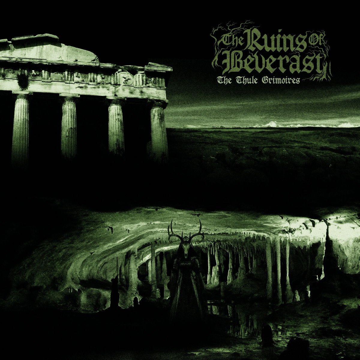 Reviews for The Ruins of Beverast - The Thule Grimoires