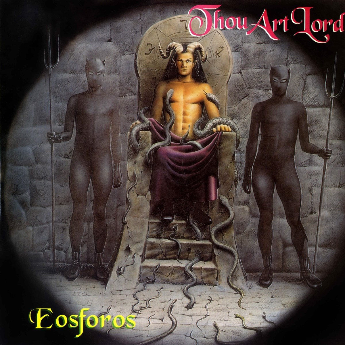 Review for Thou Art Lord - Eosforos