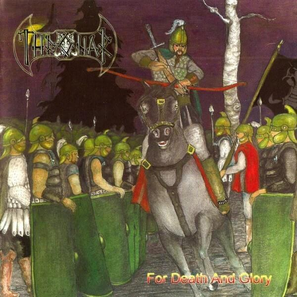 Review for Thronar - For Death and Glory