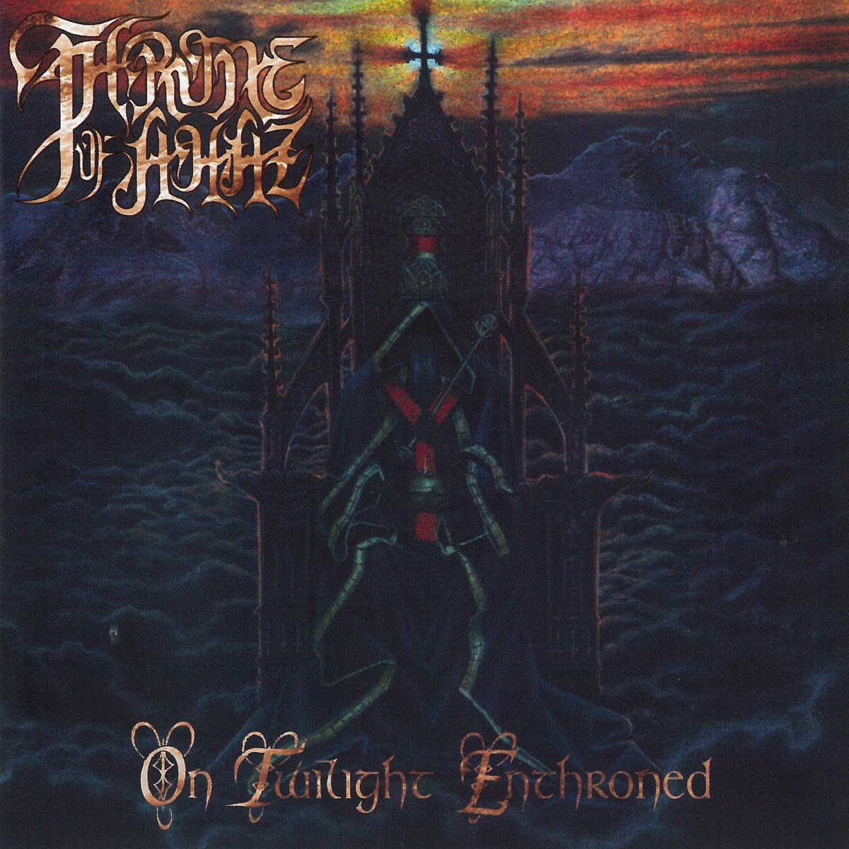 Review for Throne of Ahaz - On Twilight Enthroned